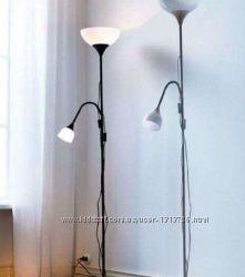 торшер новый черный белый икеа 635 грн светильники люстры бра