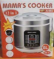 Мультиварка Mamas coocer 12 програм.