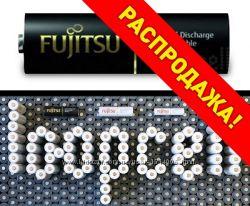 Аккумулятор FUJITSU AA 2450mAh HR-3UTHC 2550mAh - ENELOOP по меньшей цене
