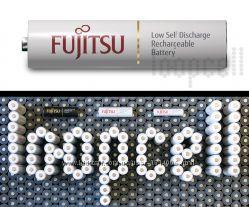 Аккумулятор FUJITSU AAA 750mAh HR-4UTC 800mAh - ENELOOP по меньшей цене