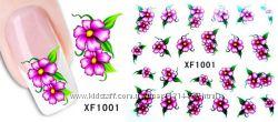 Слайдер-дизайн цветы.