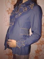 Блуза рубашка кофта для вагітних беременных