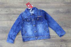 Джинсовая куртка для мальчиков Польша