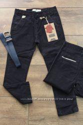котоновые брюки для мальчиков