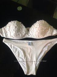Amarea белый купальник 42 Италия