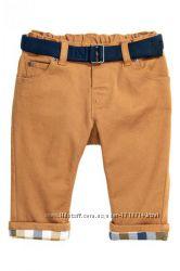 Оригинальные брюки от бренда H&M разм. 68, 80