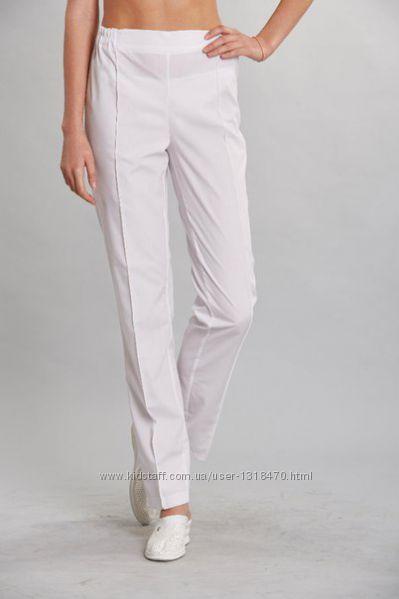 Медицинские брюки, лосины. хб, котон, резинка, шнуровка