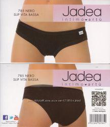 Трусы-слип низкая посадка черные, беж, белые Jadea 785