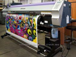 Печать рекламы на тенте, баннерная печать, брендирование