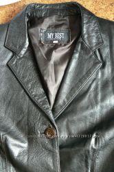 Куртка женская демисезонная - Кожаная Италия