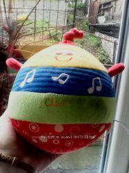 музыкальный мяч Chicco