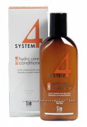 Бальзам для интенсивного увлажнения волос из линейки System4