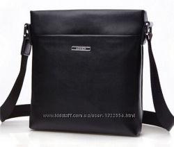 Стильная мужская сумка ADDEN, 27х23х5.