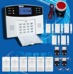 Безпроводная GSM Сигнализация Для Дома, Офиса, Гаража, Магазина