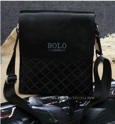Мужская сумка через плечо Bolo Lingshi.