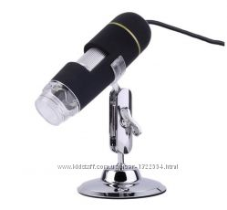 Цифровой микроскоп, лупа. Камера 2. 0 МП.