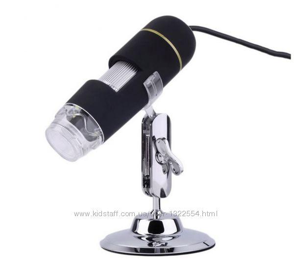 Цифровой микроскоп, лупа МКЦ-100