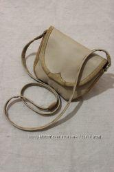 Женская хендмейд сумка из кожи