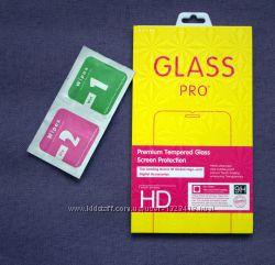 Защитное закаленное стекло Glass Pro для iPhone 55s, iPhone 66s