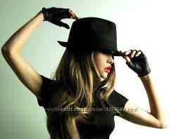 Шляпа женская Мафия привезена из Европы