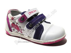 Кроссовки для девочки Little Deer размеры 22-26 арт. LD2716-800