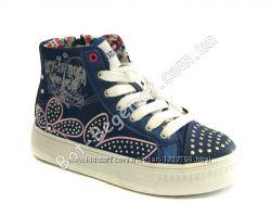 Ботинки для девочки B&G размер 32 арт. BG2215-540