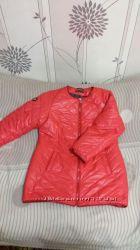 Жіноча куртка р. 54-56  шарф