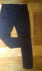 Ціну знижено  штани HUGO BOSS черные тонкие