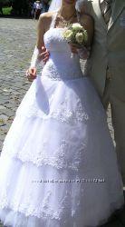 Продается свадебное платье и аксессуары