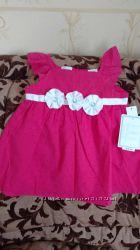 Детские платья на 6-9 мес, 2Т, 18 мес.