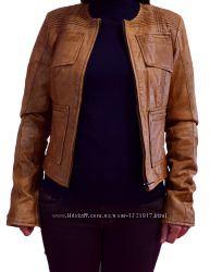 Новая, женская куртка, без воротника, бренд WE Fashion. Оригинал