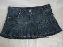 Фирменная джинсовая юбка DENIMco