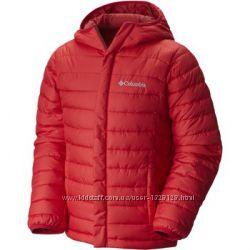 columbia boys&acute powder lite puffer jacket