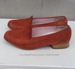 Кожаные мокасины лоферы балетки туфли Ara 36 р.