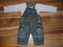 Продам джинсовый комбинезон mexx для маленького модника