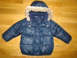Очень красивая демисезонная курточка Next на 12-18 мес рост 86 см