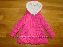 Очень красивая демисезонная курточка George на 2-3 года р. 92-98 см