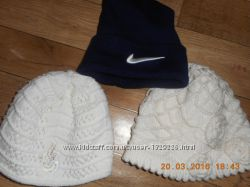 Нові різні шапки