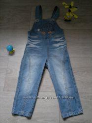 Джинсовый комбинезон Gloria Jeans для мальчика