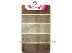 Набор ковриков для ванной и туалета Arya Multi 2 Пр.