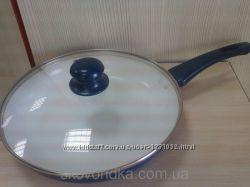 Cковорода Vincent VC-4449-24 mix керамика