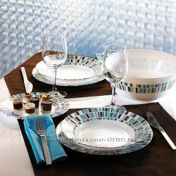 Luminarc Kalei Сервиз чайный, тарелки, салатники