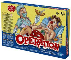 Hasbro Настольная игра Операция Хасбро B2176