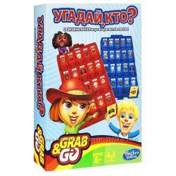 Hasbro Дорожная игра Угадай кто Хасбро B1204
