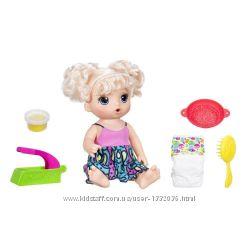 Baby Alive кукла  - Малышка и лапша C0963