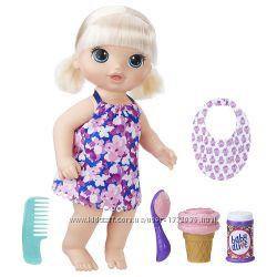 BABY ALIVE кукла - Малышка с мороженым   C1090