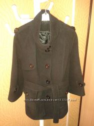 Полу пальто кашемировое