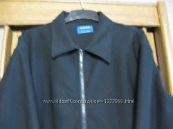 Жакет-рубашка на молнии Stinna Fashion XL