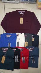 Tommy Hilfiger 2021 стильные креативные мужские свитера, Новые