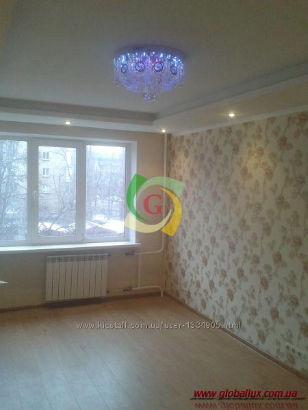Качественный ремонт двух комнатных квартир и частных домов Киев